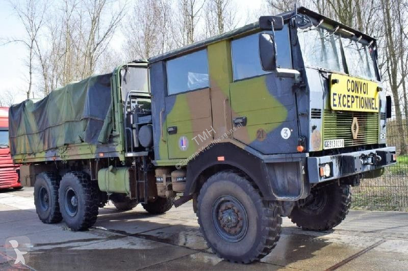 camion militaire occasion renault nc trm 10000 annonce n 2948652. Black Bedroom Furniture Sets. Home Design Ideas