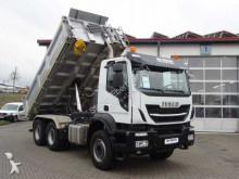 camión Iveco Stralis 420 X-Way 6x4 Dautel Bordmatik Euro 6