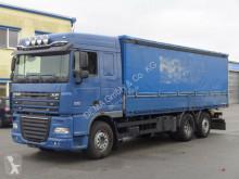 DAF XF 105.510*Euro5 EEV*Klima*Lift/Lenkachse*Edsch truck