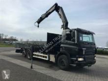 camion DAF CF85.410 6X2 MANUAL PALFINGER PK 21000 EURO 5
