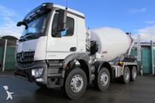 Mercedes Arocs 3540 8x4 BB - Stetter 9 m³ - Nr: 152 truck