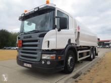 camião cisterna productos químicos Scania