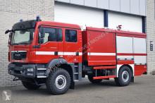 camion pompieri MAN