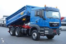 MAN TGS / 26.440 / 6 X 4 / EURO 5 / WYWROTKA MEILLER truck