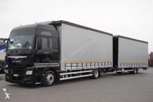 camion MAN TGX / 18.400 / E 6 / XXL / ZESTAW PRZEJAZDOWY