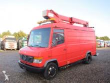 camion Mercedes 818 4x2 Falck Schmidt 15,2 m