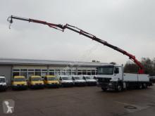 Mercedes Actros 2536 - DPF - KLIMA - TIRRE EURO 222 19,6m truck