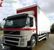 Volvo tarp truck