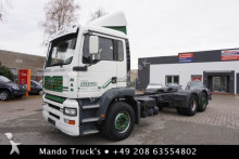 camion MAN TGA 26.410 Fahrgestell, 6x2, Liftachse