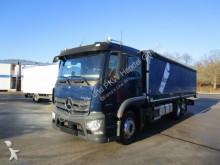 camión Mercedes ACTROS 2540 L Schlafkabine Pritsche/Pl. 8,10 m