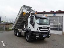 camión Iveco Stralis 460X-Way 6x4 Dautel Bordmatik Euro 6