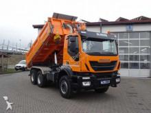 Iveco TRAKKER 450 6x4 Dautel Bordmatik Euro 6 truck