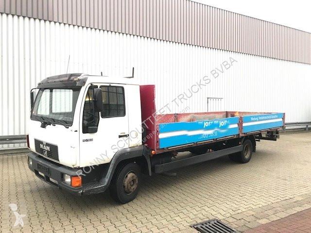 Voir les photos Camion MAN 10.163 4x2 BL 10.163 4x2 BL
