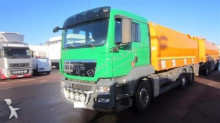 camion MAN TGS26.480 COMPLETE TANK TRUCK RETARDER EURO 5