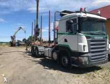 camion Scania - R 560+ Loglift 96