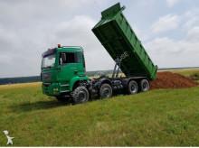 MAN -TGA 35.360 8x4 truck