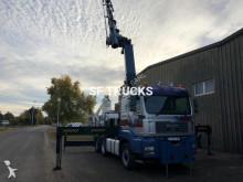camion piattaforma standard MAN