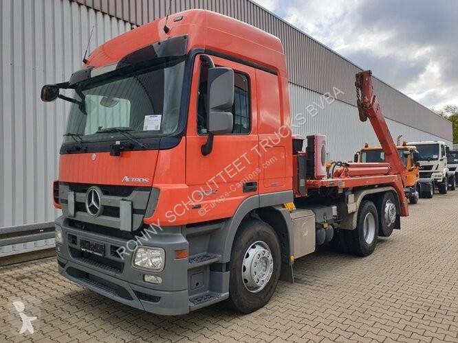 Camion Mercedes 2544 L 6x2 2544 L 6x2, ADR, Retarder