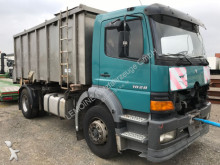 Mercedes 1828 Loosen 15m³ Tier Kipper V4A Motor defekt LKW