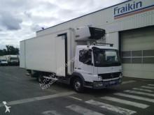 Carrier MERCEDES-BENZ - ATEGO 1018 CHLODNIA SUPRA 950 MULTI TEMP EURO 4 truck