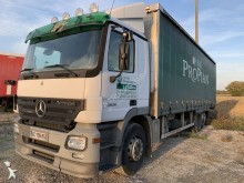 camión lonas deslizantes (PLFD) Mercedes
