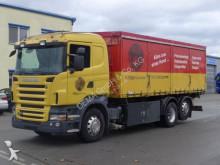 Scania R 480*Euro5*Retarder*Kipper*Lift truck