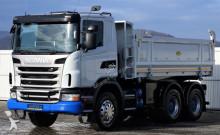 camion Scania G420 Kipper Bordmatic 6x4 Top Zustand!