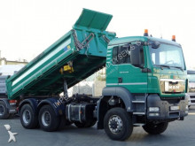 ciężarówka MAN TGS 26.440 / 6X6 / 3 SIDED TIPPER / MANUAL/ E5 /