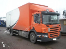 lastbil isoterm Scania