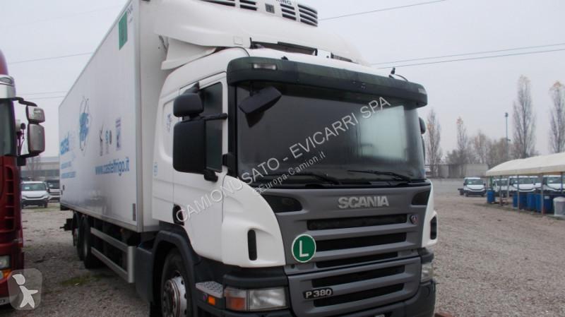 Fotoğrafları göster Kamyon Scania AGOSTO 2019