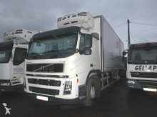 Volvo meat transport refrigerated truck