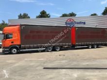 ciężarówka z przyczepą Scania R 380