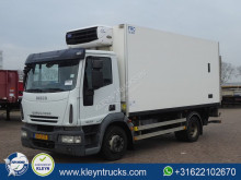 Iveco mono temperature refrigerated truck
