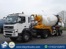 Volvo concrete truck