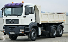 MAN TGA 33.350 Kipper + Bordmatic *6x4! truck