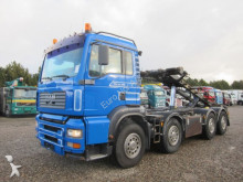 camion MAN TGA 35.480 8x4 Cablesystem