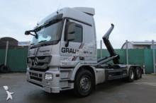 vrachtwagen portaalwagen Mercedes