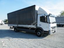 Mercedes Atego 1223 Schiebeplane Tuev 01/19 truck