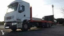 camion porte engins Renault