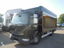 camion fourgon brasseur Renault