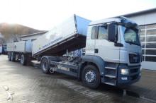 vrachtwagen MAN TGS 18.480 4x2 BL Euro 5 Dreiseitenkipper KEMPF