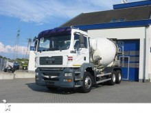 MAN concrete truck