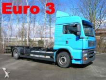 camion MAN 18.410 TGA BDF LKW Wechsler