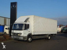 camion Mercedes Atego 1222 L Pritsche/Plane + LBW AHK
