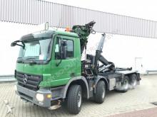 Mercedes Actros 3244 K 8x4/4 3244 K 8x4/4 mit Kran Hiab 288 EP-5, Funk