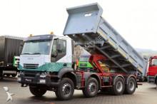 ciężarówka Iveco TRAKKER 440 / 8X4 / 2 SIDED TIPPER / BORTMATIC/