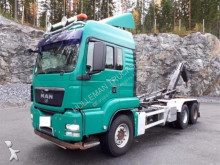 camion MAN TGS33.480 - SOON EXPECTED - 6X4 MANUAL FULL STE