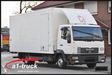MAN LE L 2000, 160C, Ladebordwand, Seitentür, 2 Kammern truck