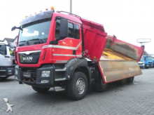 camion MAN TG-S 35.440 8x4 BB 4-Achs Kipper Bordmatik