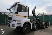 vrachtwagen portaalwagen MAN